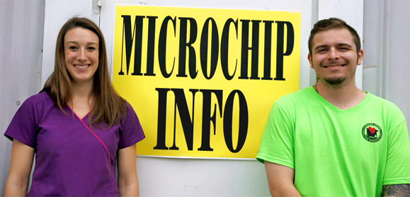 microchip information